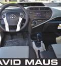 toyota prius 2012 silver hatchback c hybrid 4 cylinders front wheel drive automatic 32771