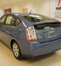 toyota prius 2009 blue hatchback touring hybrid 4 cylinders front wheel drive automatic 27707
