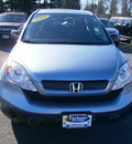 honda cr v 2009 blue suv lx gasoline 4 cylinders all whee drive automatic 13502