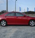 toyota camry 2010 red sedan se gasoline 4 cylinders front wheel drive automatic 27569