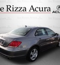 acura rl 2006 dk  gray sedan tech awd gasoline 6 cylinders all whee drive automatic with overdrive 60546