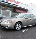 pontiac grand prix 2006 brown sedan base gasoline 6 cylinders front wheel drive automatic with overdrive 60411