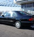 mercedes benz e class 1998 black sedan e320 gasoline 6 cylinders rear wheel drive automatic 60411
