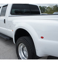 ford f 350 super duty 2006 white lariat diesel 8 cylinders rear wheel drive automatic 77388