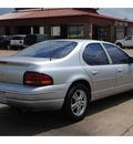 dodge stratus 2000 silver sedan se gasoline 4 cylinders sohc front wheel drive automatic 77037