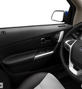 ford edge 2013 blue suv limited gasoline 6 cylinders all whee drive shiftable automatic 98032