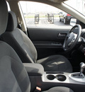 nissan rogue 2009 gray suv gasoline 4 cylinders all whee drive automatic 19153