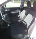 kia sportage 2009 white suv lx gasoline 4 cylinders 2 wheel drive 5 speed manual 75503