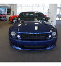 ford mustang 2007 blue coupe saleen 281 gasoline 8 cylinders rear wheel drive manual 07724