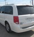 dodge grand caravan 2011 white van mainstreet flex fuel 6 cylinders front wheel drive autostick 62863
