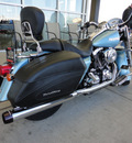 harley davidson flhrs 2007 blue road king custom 2 cylinders 5 speed 45342