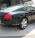 bentley continental gt 2007 black coupe gasoline 12 cylinders all whee drive automatic 27616