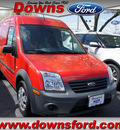 ford transit connect 2012 red van cargo van xl gasoline 4 cylinders front wheel drive automatic 08753