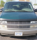 chevrolet astro 2003 dk  green van ls gasoline 6 cylinders rear wheel drive automatic 61832