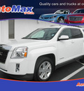 gmc terrain 2011 white suv slt 1 gasoline 4 cylinders front wheel drive automatic 34474