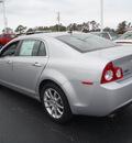 chevrolet malibu 2011 silver sedan ltz gasoline 6 cylinders front wheel drive automatic 28557