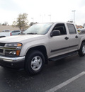 chevrolet colorado 2007 silver lt gasoline 5 cylinders rear wheel drive automatic 28557