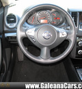 nissan maxima 2009 silver sedan 3 5 gasoline 6 cylinders front wheel drive automatic 33912