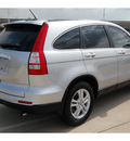 honda cr v 2010 silver suv ex l gasoline 4 cylinders front wheel drive automatic with overdrive 77065