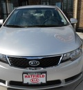 kia forte 2012 silver sedan ex gasoline 4 cylinders front wheel drive 6 speed automatic 43228
