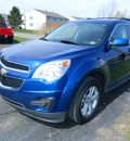 chevrolet equinox 2010 blue suv lt gasoline 4 cylinders all whee drive automatic 14224
