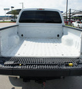 ford f 250 super duty 2008 white lariat diesel 8 cylinders rear wheel drive automatic 76087