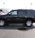 gmc yukon 2012 black suv slt flex fuel 8 cylinders 4 wheel drive automatic 45036