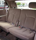chrysler town and country 2003 tan van lx family value flex fuel 6 cylinders front wheel drive automatic 76018