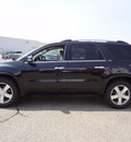 gmc acadia 2012 black suv slt 1 gasoline 6 cylinders front wheel drive automatic 45324