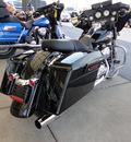 harley davidson flhx 2010 black street glide 2 cylinders 5 speed 45342