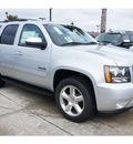 chevrolet tahoe 2012 silver suv lt flex fuel 8 cylinders 2 wheel drive automatic 77090