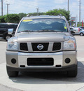 nissan armada 2006 gray suv se gasoline 8 cylinders rear wheel drive automatic 33884