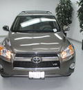toyota rav4 2009 dk  green suv limited gasoline 6 cylinders 2 wheel drive automatic 91731