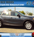 mazda cx 5 2013 gray sport fwd gasoline 4 cylinders front wheel drive 6 speed manual 32901