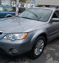 subaru outback 2009 gray wagon 2 5i limited gasoline 4 cylinders all whee drive automatic 94063