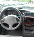 chrysler town and country 2000 red van lxi gasoline v6 front wheel drive automatic 94063