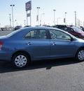 toyota yaris 2010 blue sedan gasoline 4 cylinders front wheel drive automatic 19153