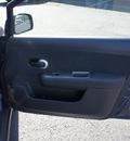 nissan versa 2010 blue sedan gasoline 4 cylinders front wheel drive automatic 19153