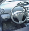 toyota yaris 2008 silver sedan gasoline 4 cylinders front wheel drive automatic 06019