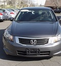 honda accord 2008 gray sedan lx gasoline 4 cylinders front wheel drive manual 06019