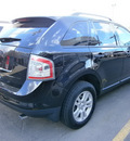 ford edge 2010 black suv se gasoline 6 cylinders front wheel drive automatic with overdrive 13502