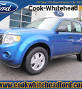 ford escape 2012 blue suv xls gasoline 4 cylinders front wheel drive automatic 32401