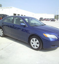 toyota camry 2009 dk  blue sedan le gasoline 4 cylinders front wheel drive automatic 75503