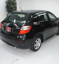 toyota matrix 2010 black hatchback gasoline 4 cylinders front wheel drive automatic 91731