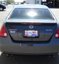 nissan maxima 2007 gray sedan gasoline 6 cylinders front wheel drive automatic 79925