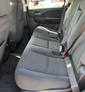 chevrolet tahoe 2007 gray suv lt gasoline 8 cylinders rear wheel drive automatic 76087