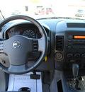 nissan titan 2007 white se ffv flex fuel 8 cylinders rear wheel drive automatic 27591