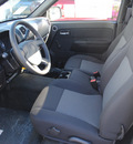 chevrolet colorado 2012 white work truck gasoline 4 cylinders 2 wheel drive automatic 27591
