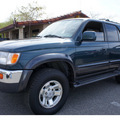 toyota 4runner 1998 green suv limited gasoline 6 cylinders 4 wheel drive automatic 95678