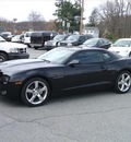 chevrolet camaro 2011 black coupe 1lt rs gasoline 6 cylinders rear wheel drive automatic 07054